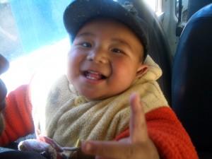 郷城 バス 赤ちゃん